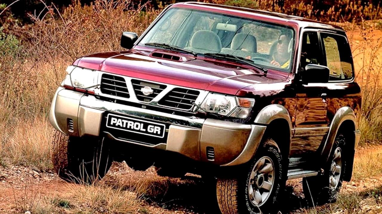 Nissan Safari V (Y61) 1997 - 2007 SUV 3 door #5