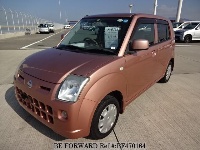 Nissan Pino 2007 - 2010 Hatchback 5 door #1