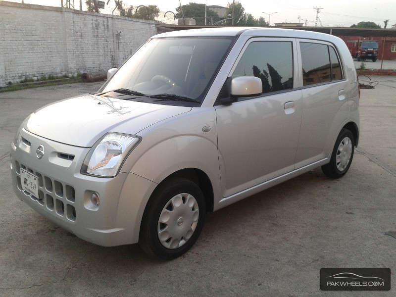 Nissan Pino 2007 - 2010 Hatchback 5 door #2
