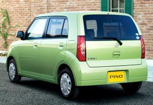 Nissan Pino 2007 - 2010 Hatchback 5 door #6