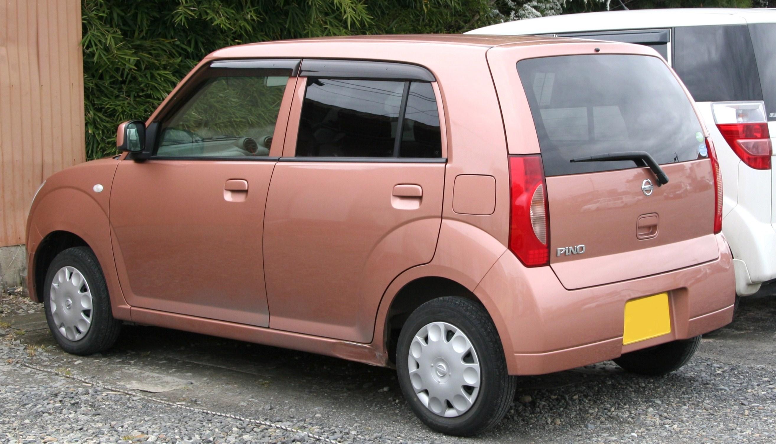 Nissan Pino 2007 - 2010 Hatchback 5 door #7