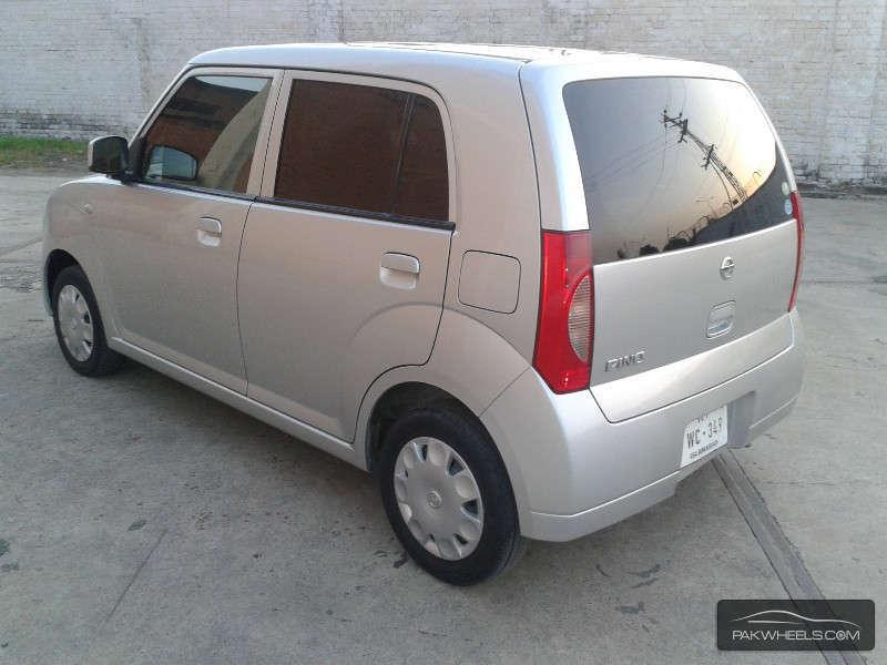 Nissan Pino 2007 - 2010 Hatchback 5 door #5