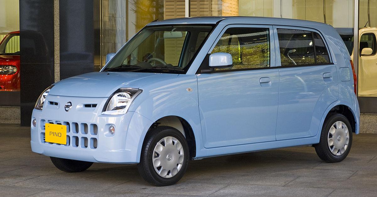 Nissan Pino 2007 - 2010 Hatchback 5 door #8