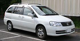 Nissan Prairie III (M12) 1998 - 2004 Compact MPV #8