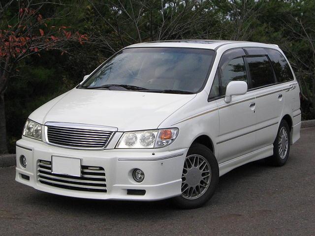 Nissan Presage I 1998 - 2003 Minivan #3