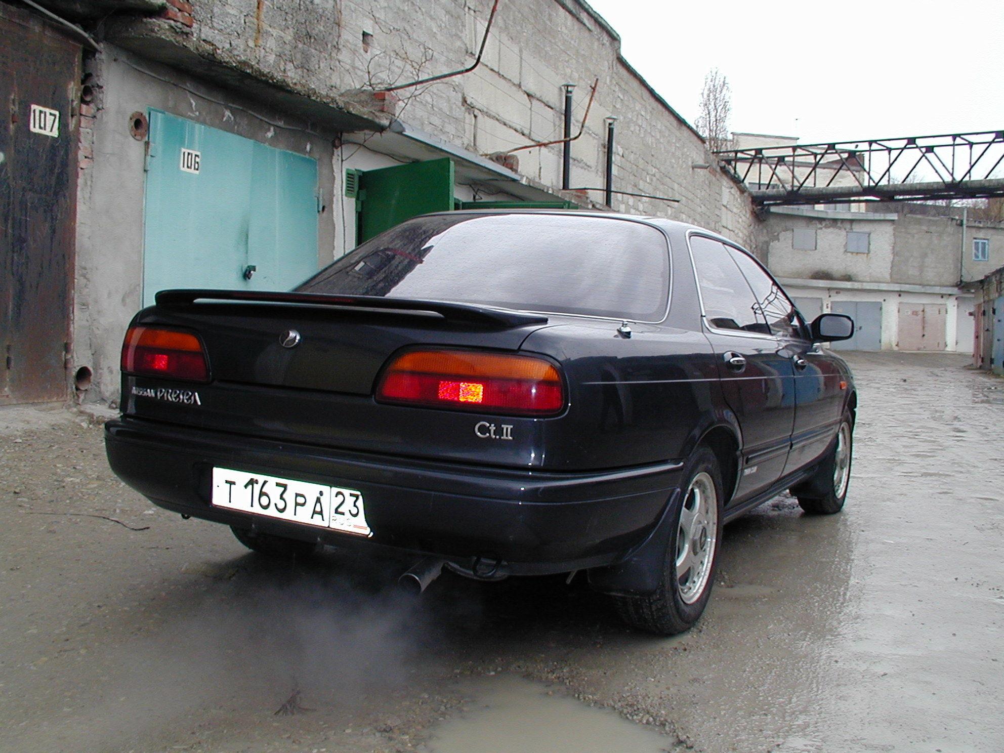 Nissan Presea I 1990 - 1995 Sedan #4