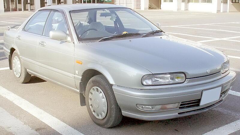 Nissan Presea I 1990 - 1995 Sedan #8