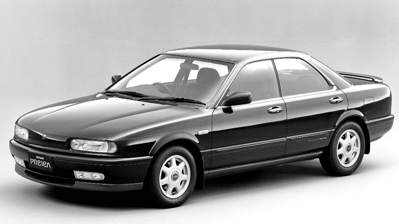 Nissan Presea I 1990 - 1995 Sedan #5