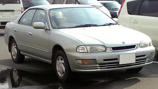 Nissan Presea I 1990 - 1995 Sedan #7