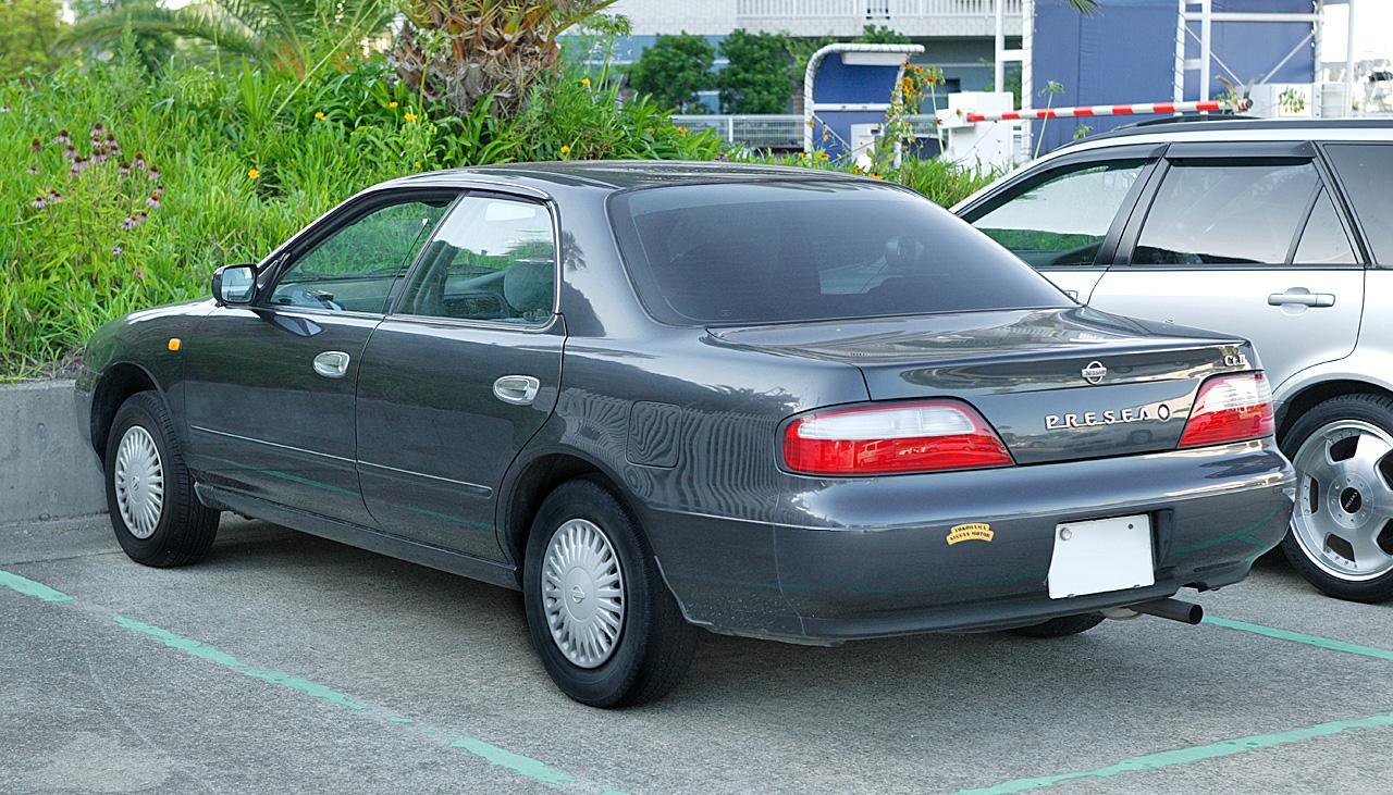 Nissan Presea I 1990 - 1995 Sedan #6