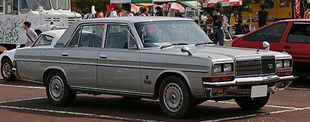 Nissan President I (150, 250) 1965 - 1990 Sedan #5