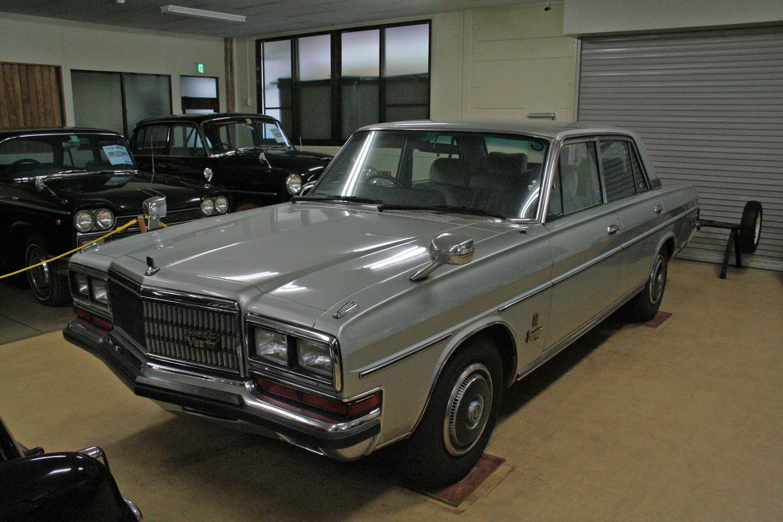 Nissan President I (150, 250) 1965 - 1990 Sedan #2