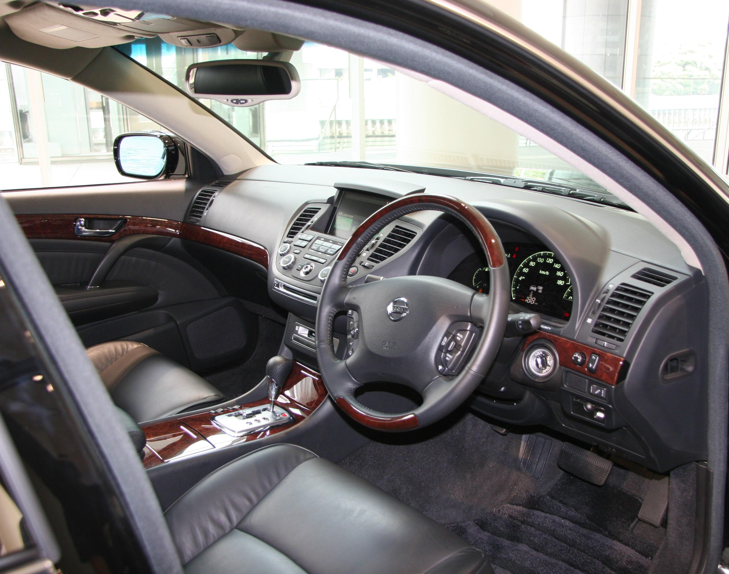 Nissan President III (PGF50) 2003 - 2010 Sedan #4