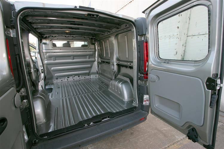 Nissan Primastar 2001 - 2014 Minivan #6