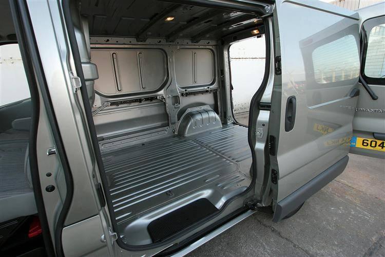 Nissan Primastar 2001 - 2014 Minivan #7