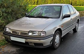 Nissan Primera I (P10) 1990 - 1996 Sedan #8