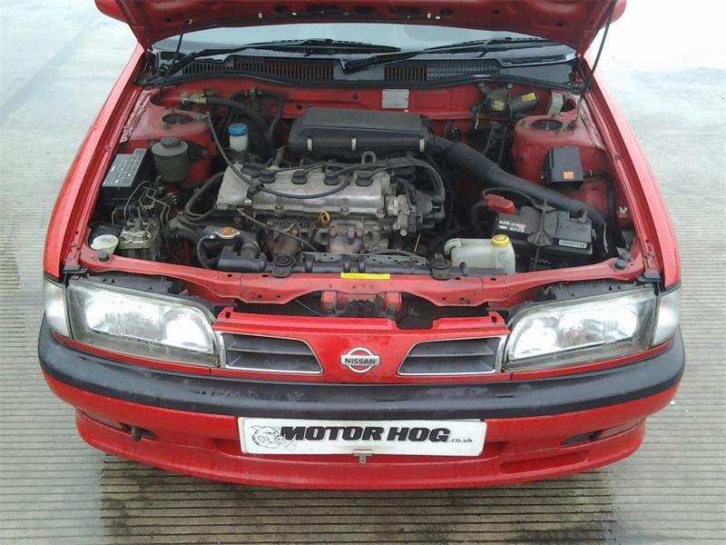 Nissan Primera I (P10) 1990 - 1996 Sedan #6