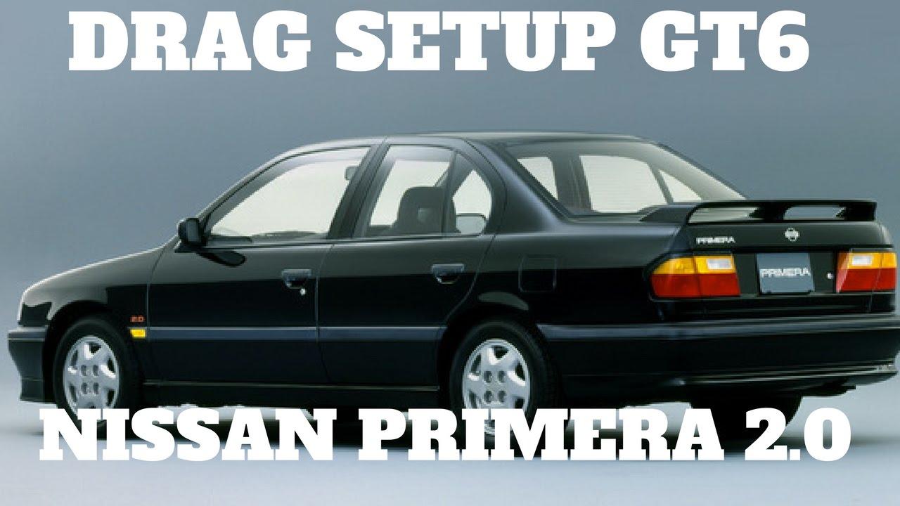 Nissan Primera I (P10) 1990 - 1996 Sedan #1