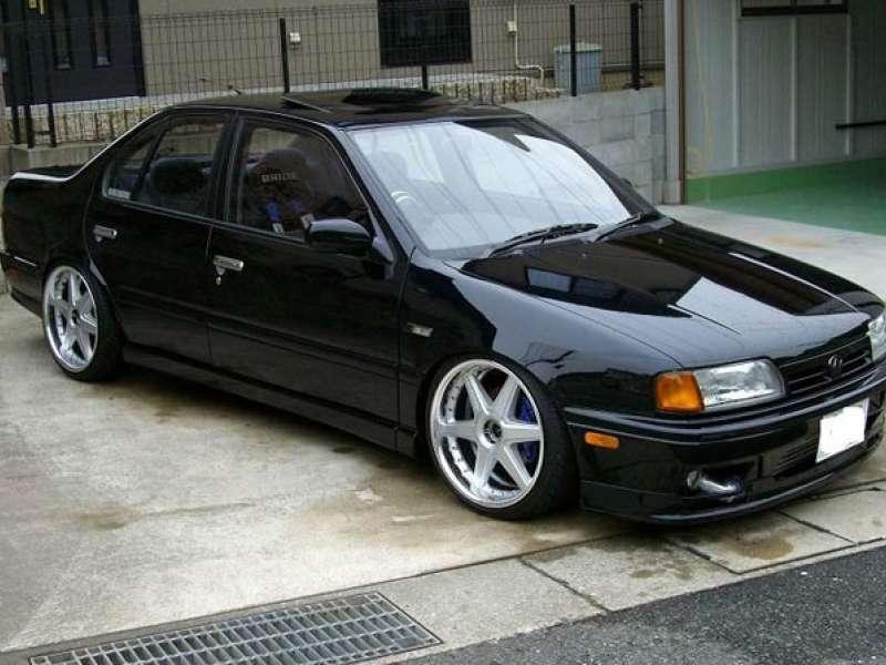 Nissan Primera I (P10) 1990 - 1996 Sedan #3