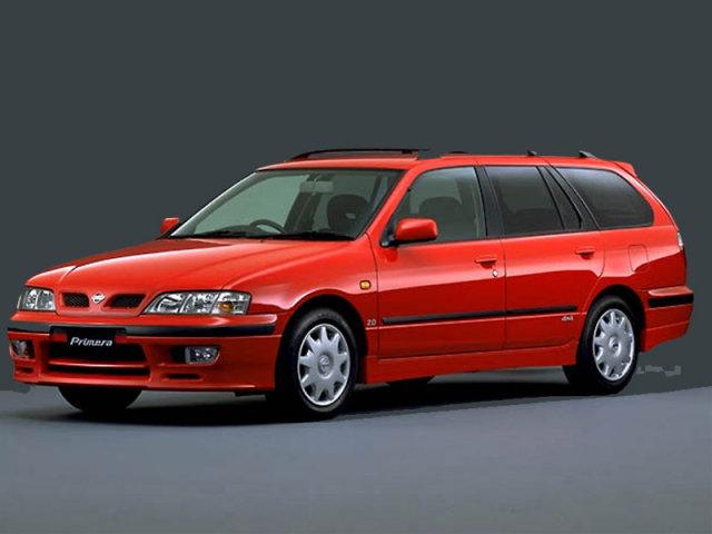 Nissan Primera I (P10) 1990 - 1996 Sedan #2