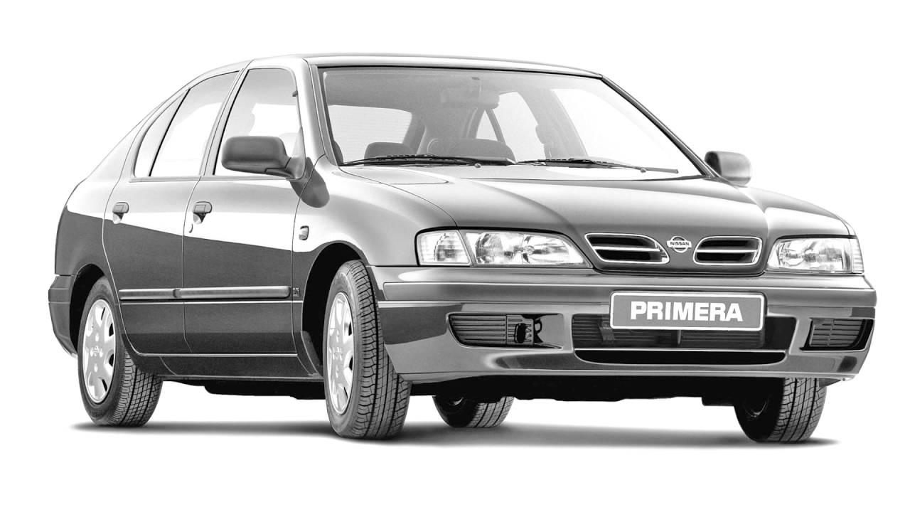 Nissan Primera II (P11) 1995 - 1999 Hatchback 5 door #3