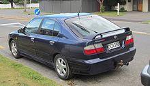 Nissan Primera II (P11) 1995 - 1999 Hatchback 5 door #8