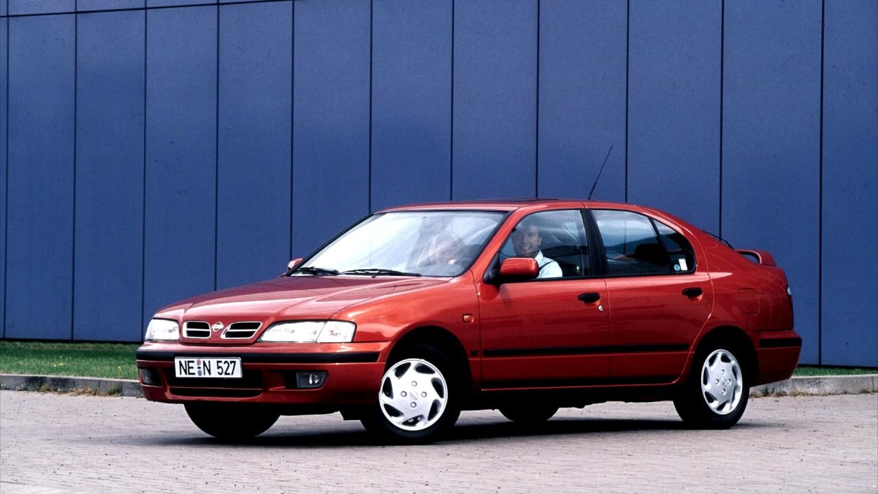 Nissan Primera II (P11) 1995 - 1999 Hatchback 5 door #6
