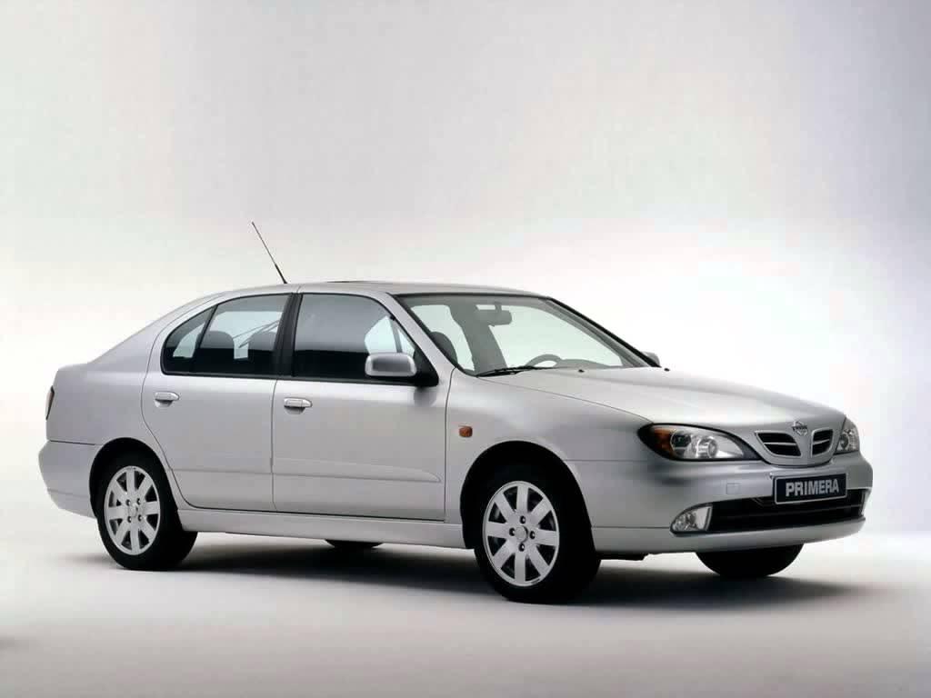 Nissan Primera III (P12) 2001 - 2008 Hatchback 5 door #3