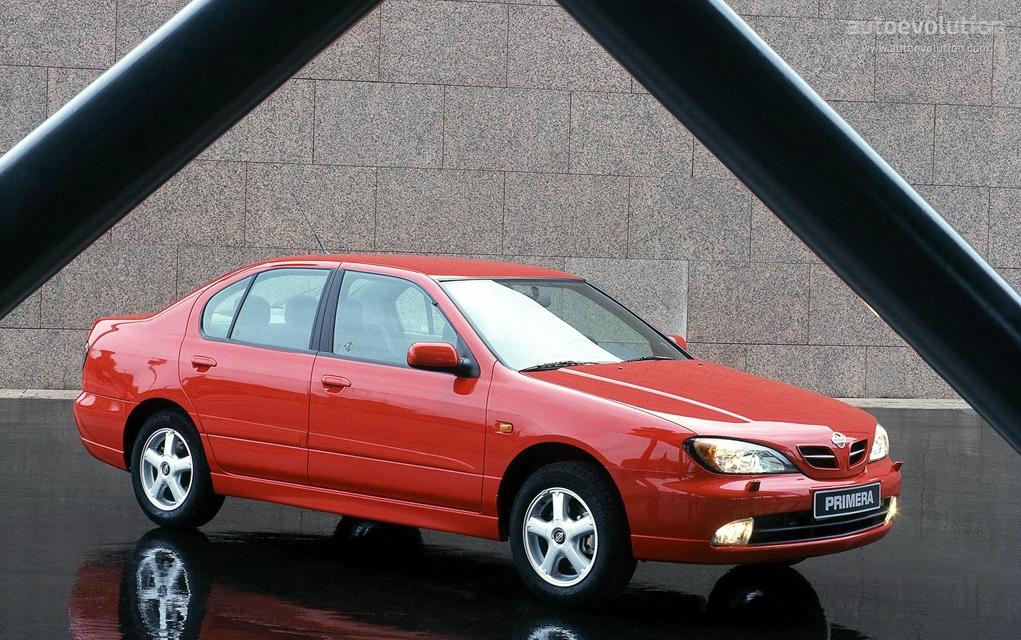 Nissan Primera II (P11) Restyling 1999 - 2002 Sedan #3