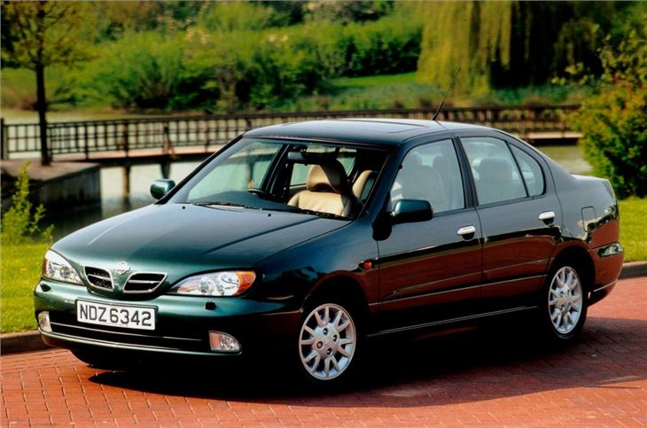 Nissan Primera II (P11) Restyling 1999 - 2002 Sedan #2
