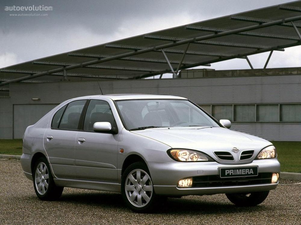 Nissan Primera II (P11) Restyling 1999 - 2002 Sedan #7