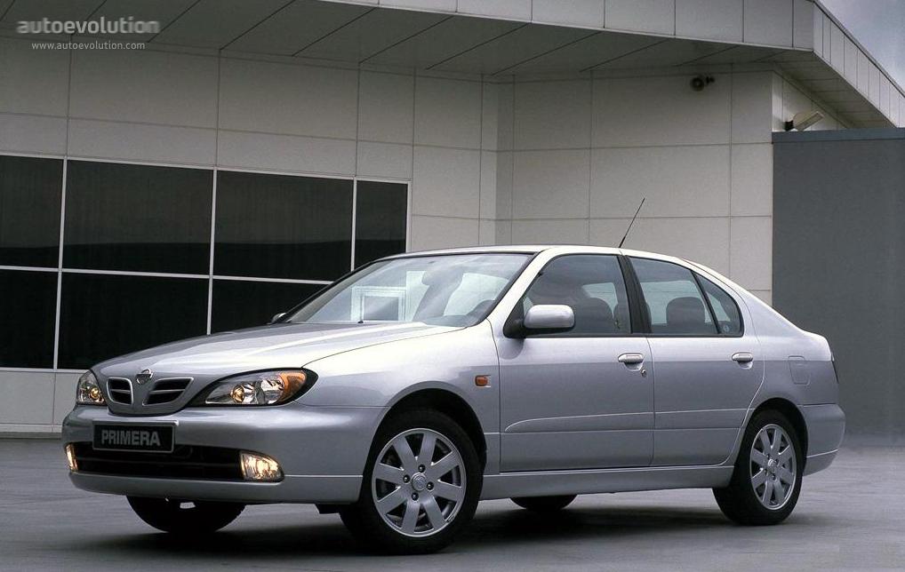 Nissan Primera II (P11) Restyling 1999 - 2002 Sedan #8