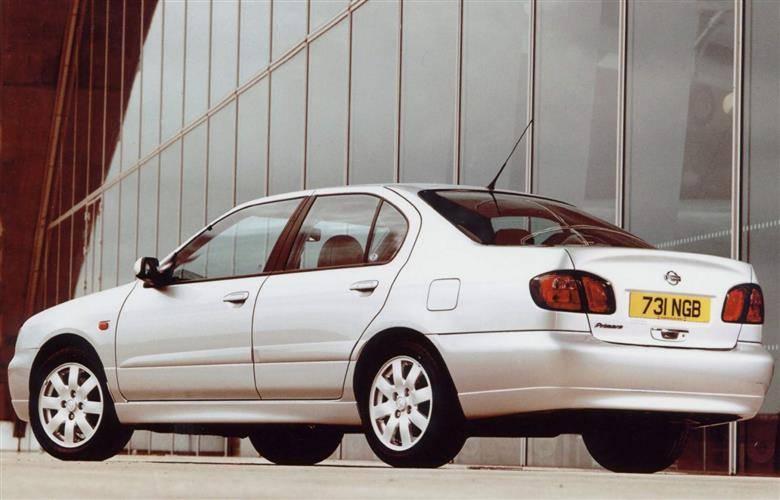 Nissan Primera II (P11) Restyling 1999 - 2002 Sedan #6