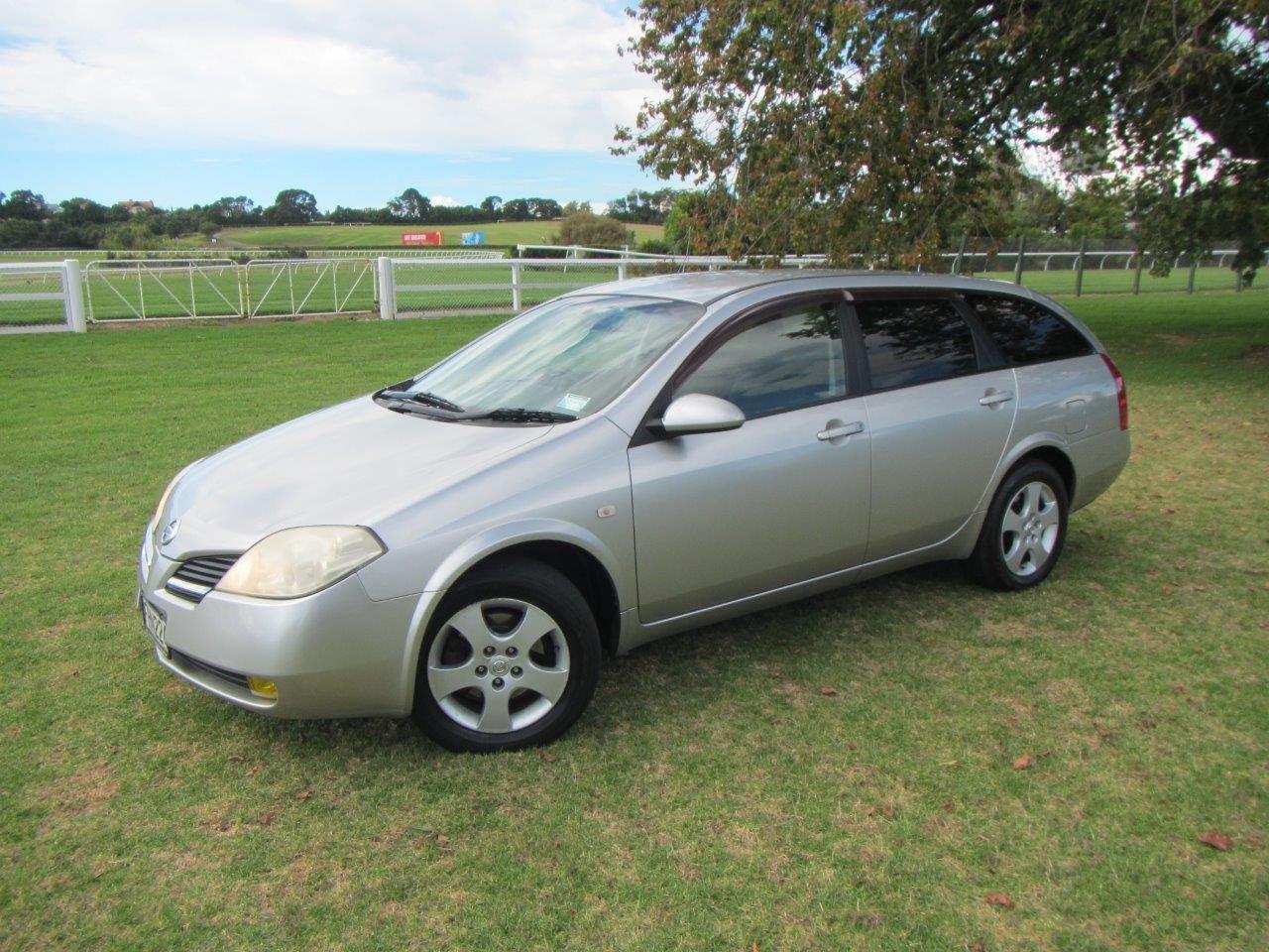 Nissan Primera III (P12) 2001 - 2008 Station wagon 5 door #6