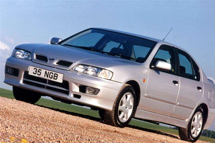 Nissan Primera II (P11) Restyling 1999 - 2002 Station wagon 5 door #3