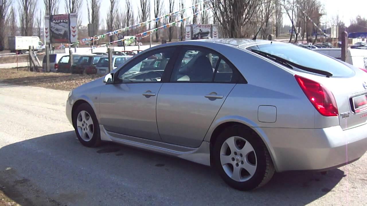 Nissan Primera III (P12) 2001 - 2008 Hatchback 5 door #2