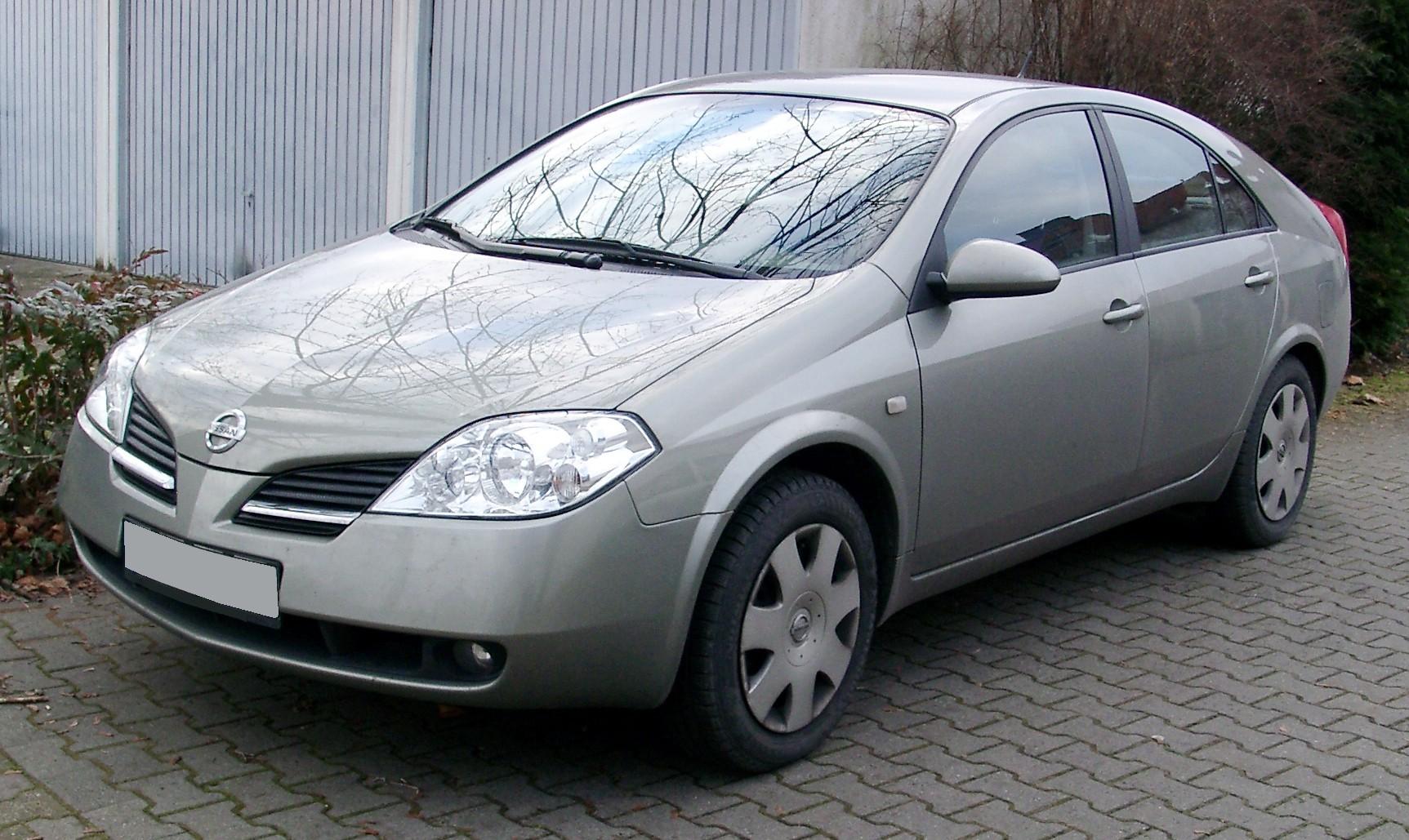 Nissan Primera III (P12) 2001 - 2008 Hatchback 5 door #4
