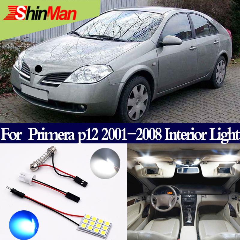 Nissan Primera III (P12) 2001 - 2008 Hatchback 5 door #1