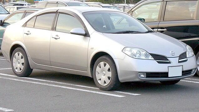 Nissan Primera III (P12) 2001 - 2008 Hatchback 5 door #8