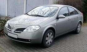 Nissan Primera III (P12) 2001 - 2008 Hatchback 5 door #5