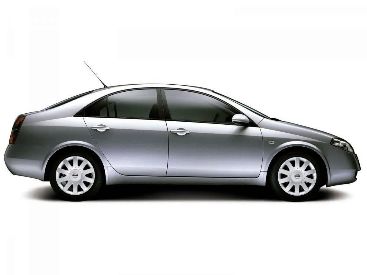 Nissan Primera III (P12) 2001 - 2008 Hatchback 5 door #6
