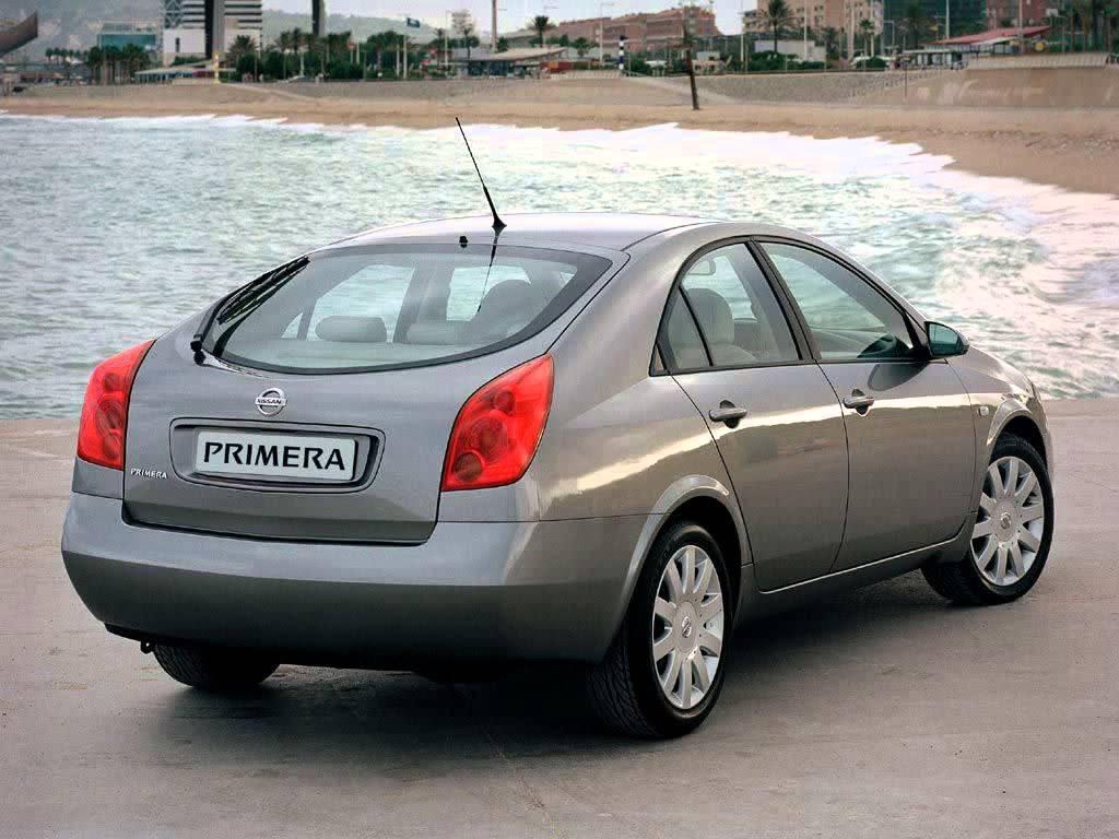 Nissan Primera III (P12) 2001 - 2008 Hatchback 5 door #7