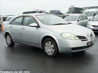 Nissan Primera III (P12) 2001 - 2008 Sedan #2