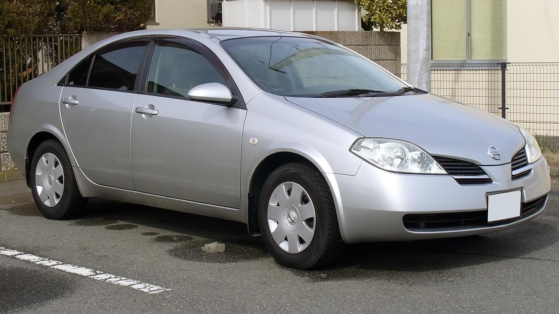 Nissan Primera III (P12) 2001 - 2008 Sedan #1