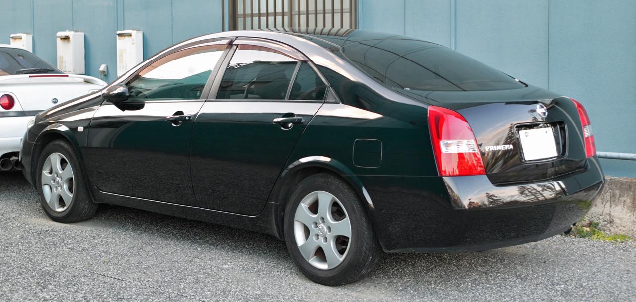 Nissan Primera III (P12) 2001 - 2008 Sedan #6