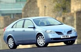 Nissan Primera III (P12) 2001 - 2008 Sedan #4