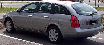 Nissan Primera III (P12) 2001 - 2008 Station wagon 5 door #3