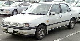Nissan Sunny N14 1990 - 1995 Hatchback 5 door #6