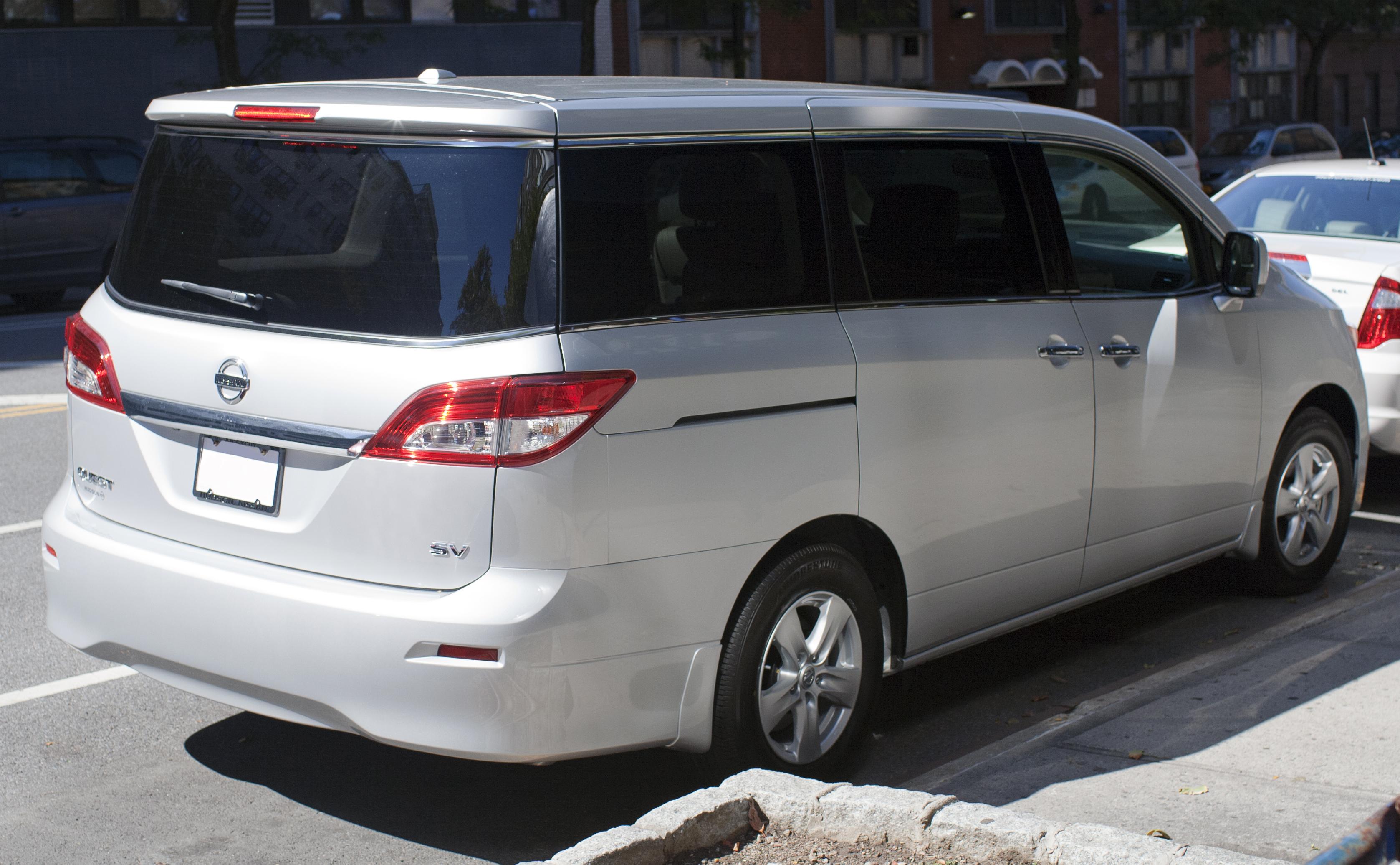 Nissan Quest III 2003 - 2009 Minivan #6