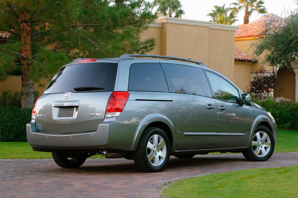 Nissan Quest III 2003 - 2009 Minivan #5